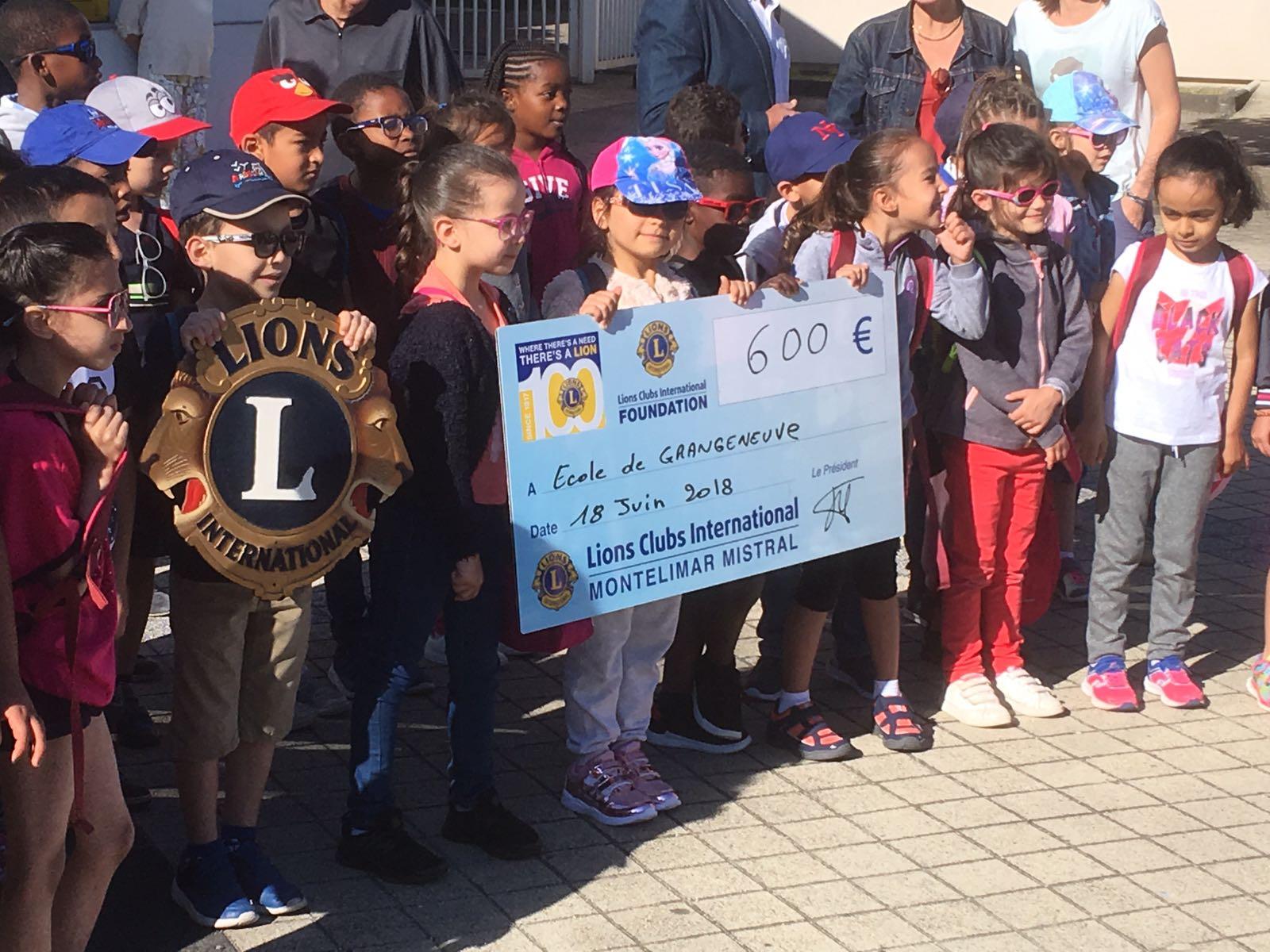 Voyage pédagogique école de Grangeneuve de Montélimar