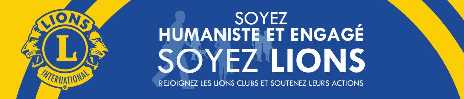 Bandeau humaniste lions